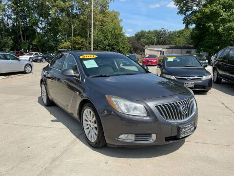 2011 Buick Regal for sale at Zacatecas Motors Corp in Des Moines IA