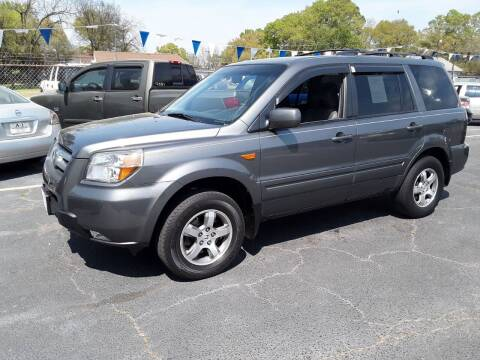 2008 Honda Pilot for sale at A-1 Auto Sales in Anderson SC