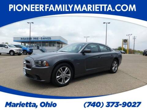 2014 Dodge Charger for sale at Pioneer Family preowned autos in Williamstown WV