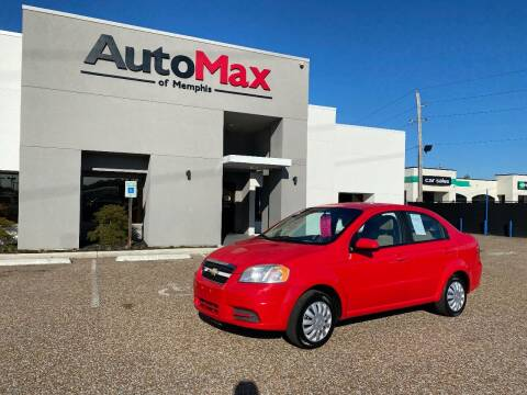 2011 Chevrolet Aveo for sale at AutoMax of Memphis - Nate Palmer in Memphis TN