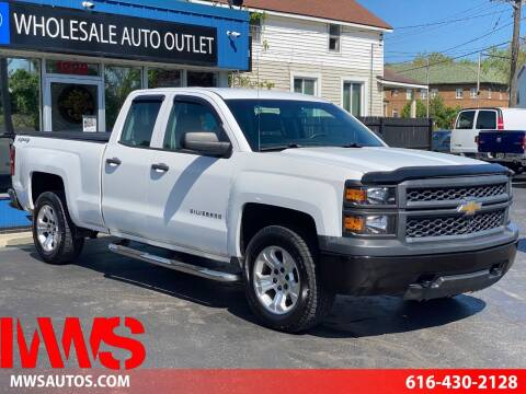 2014 Chevrolet Silverado 1500 for sale at MWS Wholesale  Auto Outlet in Grand Rapids MI