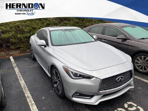 2018 Infiniti Q60 for sale at Herndon Chevrolet in Lexington SC