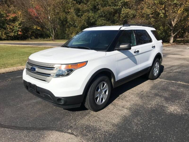 2013 Ford Explorer for sale at Rickman Motor Company in Somerville TN