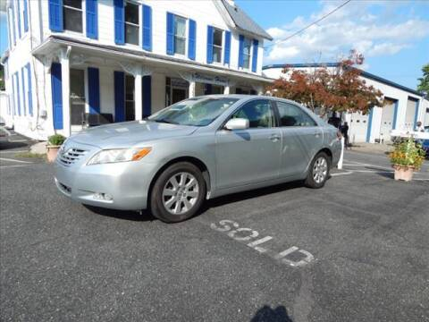 2007 Toyota Camry for sale at Elite Motors INC in Joppa MD