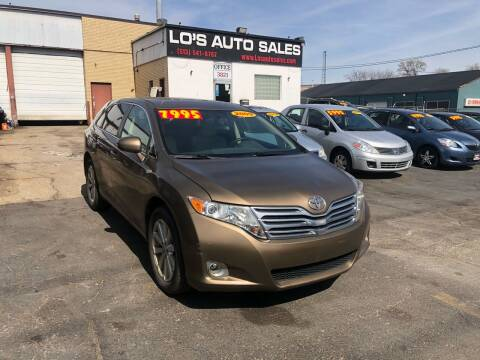 2009 Toyota Venza for sale at Lo's Auto Sales in Cincinnati OH