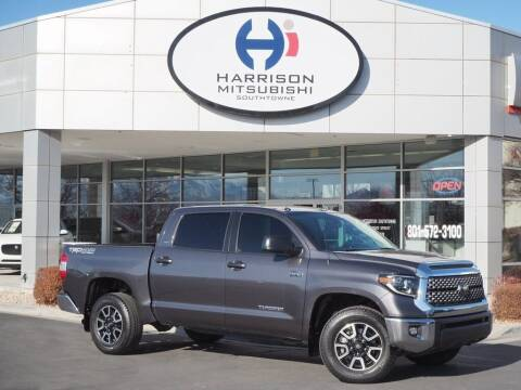 2019 Toyota Tundra for sale at Harrison Imports in Sandy UT