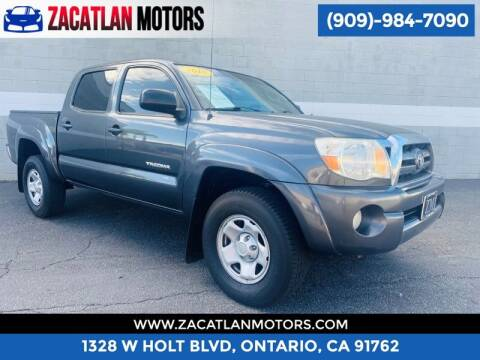 2010 Toyota Tacoma for sale at Ontario Auto Square in Ontario CA