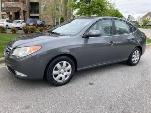 2009 Hyundai Elantra for sale at LA 12 Motors in Durham NC