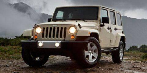 2011 Jeep Wrangler Unlimited for sale at Scott Evans Nissan in Carrollton GA