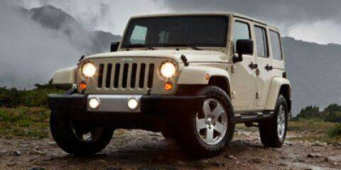 2012 Jeep Wrangler Unlimited for sale at BEAMAN TOYOTA in Nashville TN