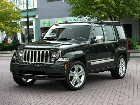 2012 Jeep Liberty for sale at Sundance Chevrolet in Grand Ledge MI