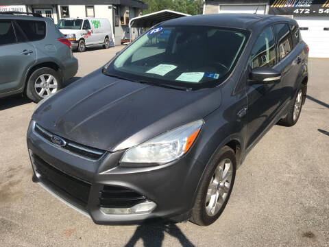 2013 Ford Escape for sale at RACEN AUTO SALES LLC in Buckhannon WV