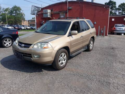 2002 Acura MDX for sale at Flag Motors in Columbus OH