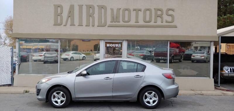 2010 Mazda MAZDA3 for sale at BAIRD MOTORS in Clearfield UT