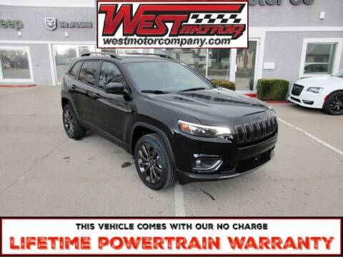 2021 Jeep Cherokee for sale at West Motor Company in Preston ID