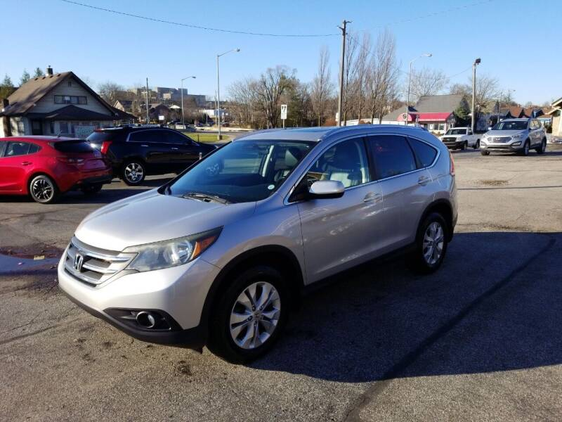 2012 Honda CR-V for sale at Indiana Auto Sales Inc in Bloomington IN