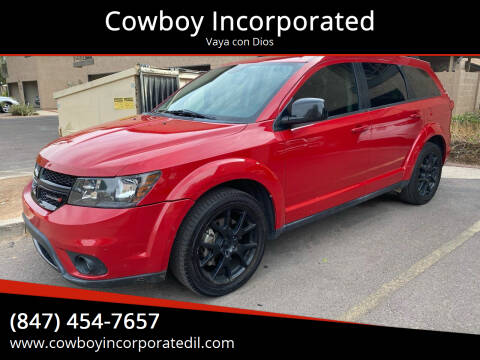 2015 Dodge Journey for sale at Cowboy Incorporated in Waukegan IL