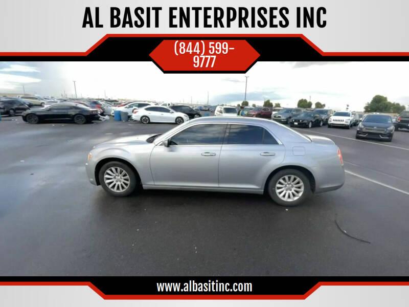 2014 Chrysler 300 for sale at AL BASIT ENTERPRISES INC in Riverside CA