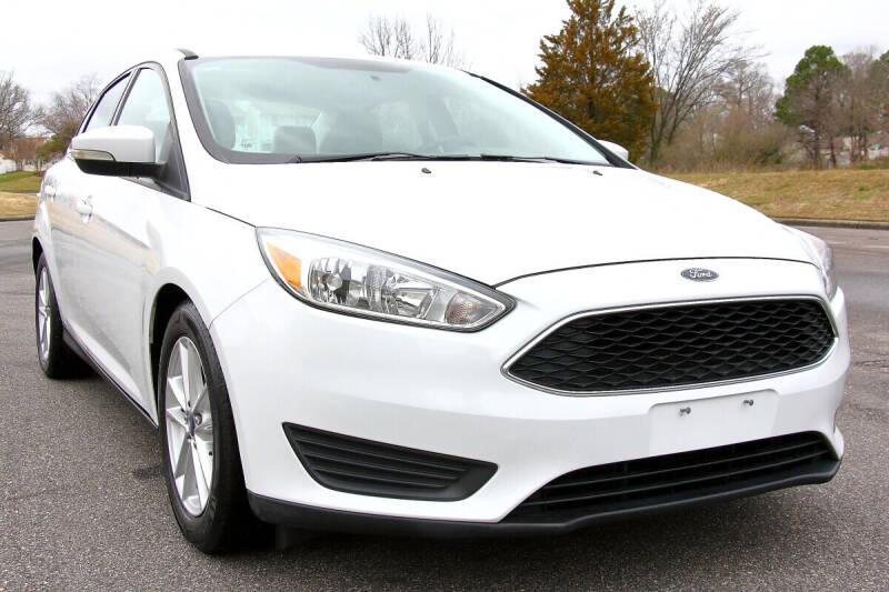 2016 Ford Focus for sale at Prime Auto Sales LLC in Virginia Beach VA