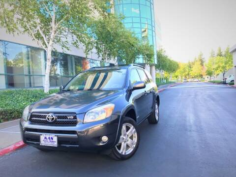 2007 Toyota RAV4 for sale at KAS Auto Sales in Sacramento CA