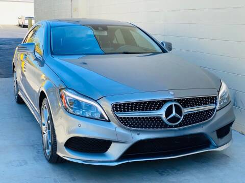 2015 Mercedes-Benz CLS for sale at Auto Zoom 916 in Rancho Cordova CA