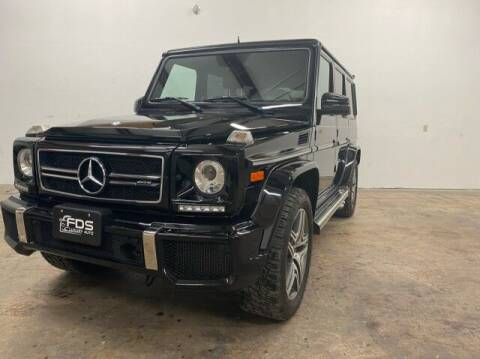 2015 Mercedes-Benz G-Class for sale at FDS Luxury Auto in San Antonio TX