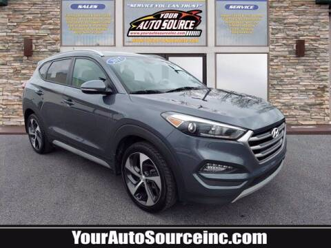 2017 Hyundai Tucson for sale at Your Auto Source in York PA