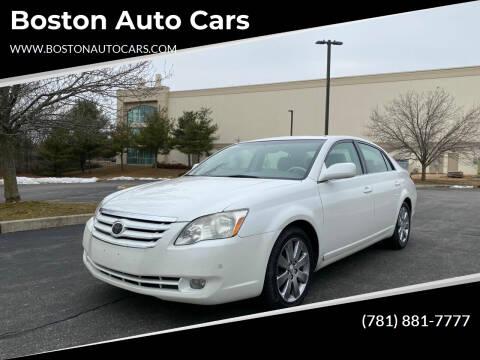 2005 Toyota Avalon for sale at Boston Auto Cars in Dedham MA
