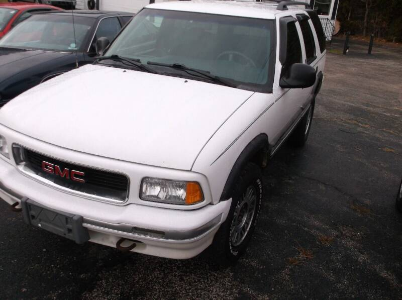 1997 GMC Jimmy for sale at M & N CARRAL in Osceola IN