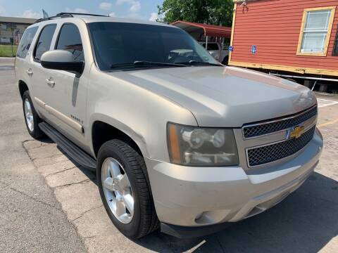 2009 Chevrolet Tahoe for sale at JAVY AUTO SALES in Houston TX