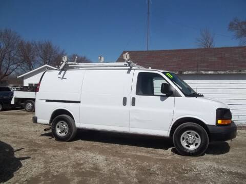 2013 Chevrolet Express Cargo for sale at BRETT SPAULDING SALES in Onawa IA