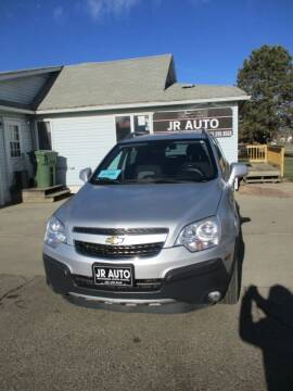 2014 Chevrolet Captiva Sport for sale at JR Auto in Brookings SD