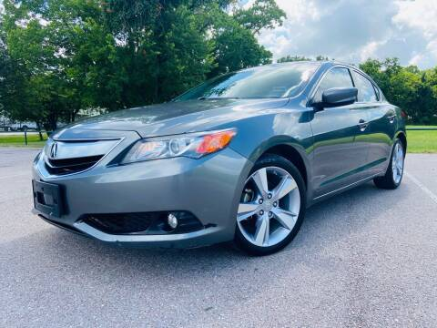 2013 Acura ILX for sale at AUTO DIRECT in Houston TX