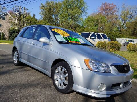 2006 Kia Spectra for sale at Motor Pool Operations in Hainesport NJ