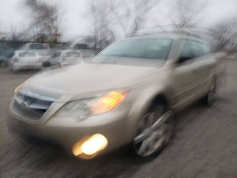 2009 Subaru Outback for sale at Flex Auto Sales in Cleveland OH