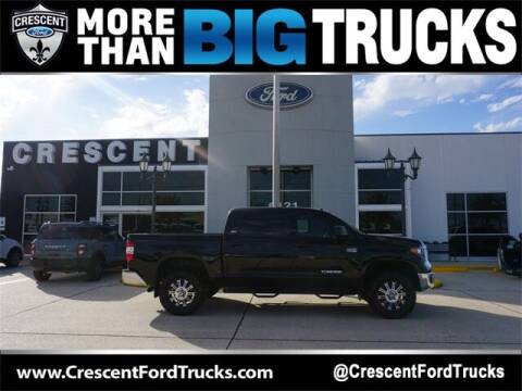 2018 Toyota Tundra for sale at Crescent Ford in Harahan LA