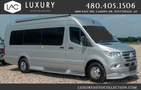 2019 Mercedes-Benz Sprinter Cab Chassis for sale at Luxury Auto Collection in Scottsdale AZ