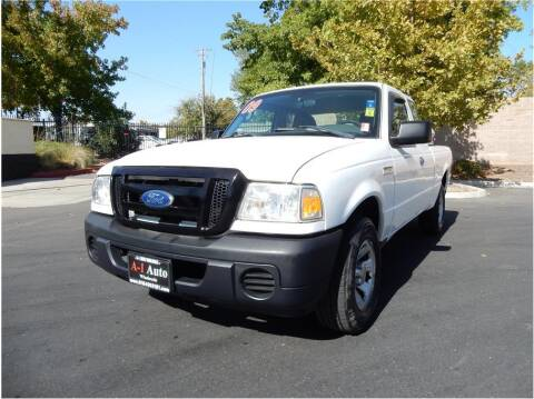 2009 Ford Ranger for sale at A-1 Auto Wholesale in Sacramento CA