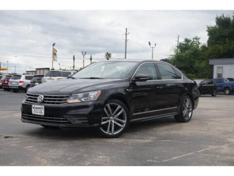 2017 Volkswagen Passat for sale at Maroney Auto Sales in Humble TX