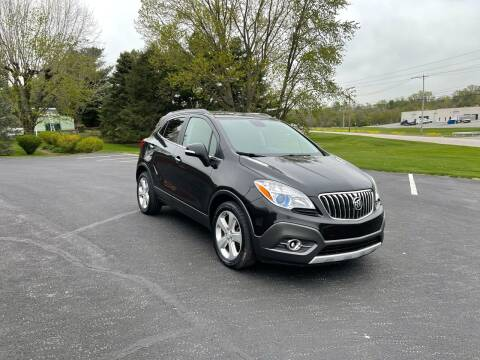 2015 Buick Encore for sale at Jackie's Car Shop in Emigsville PA