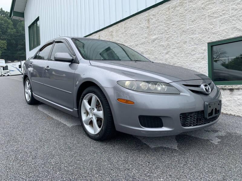 2008 Mazda MAZDA6 for sale at Waltz Sales LLC in Gap PA