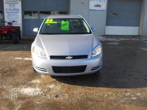 2006 Chevrolet Impala for sale at Shaw Motor Sales in Kalkaska MI