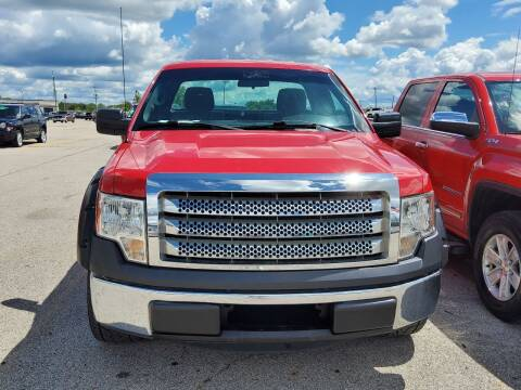 2013 Ford F-150 for sale at Carlisle Cars in Chillicothe OH
