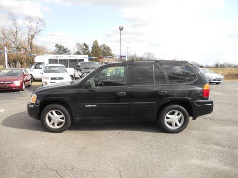 2005 GMC Envoy for sale at All Cars and Trucks in Buena NJ