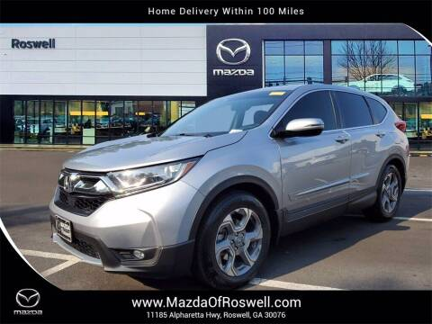 2018 Honda CR-V for sale at Mazda Of Roswell in Roswell GA