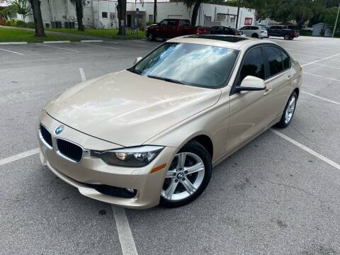 2015 BMW 3 Series for sale at CHECK  AUTO INC. in Tampa FL