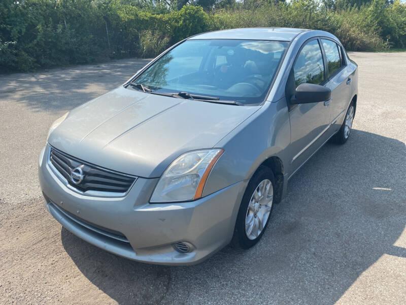 2012 Nissan Sentra for sale at Mr. Auto in Hamilton OH