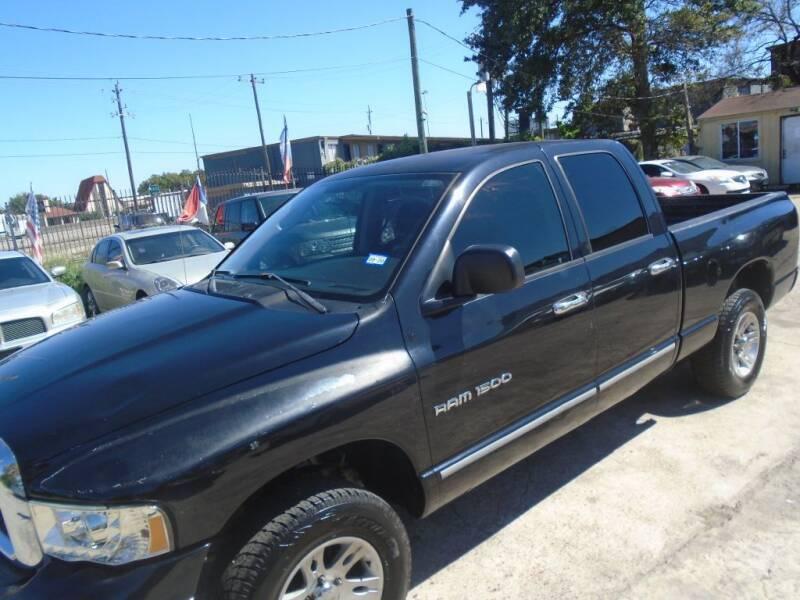2005 Dodge Ram Pickup 1500 ST - Houston TX