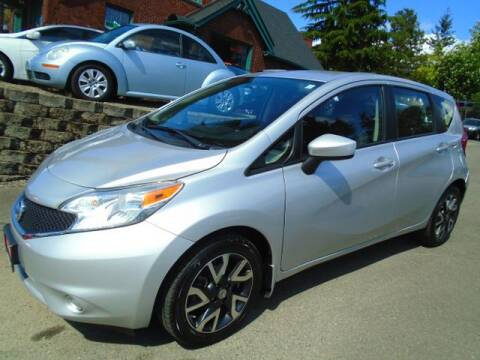 2015 Nissan Versa Note for sale at Carsmart in Seattle WA