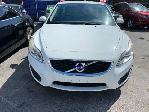 2012 Volvo C30 for sale at INTERNATIONAL AUTO BROKERS INC in Hollywood FL
